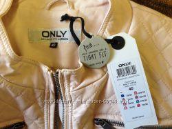Куртка-Жакет PU кожа  от    ONLY 40р.