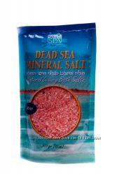 Соль Мертвого моря Sea of Spa,  Израиль