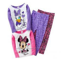 Шикарные пижамки девочкам р. 2Т, 3Т, 4Т Disney