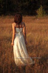 Невероятно нежное свадебное платье Papilio