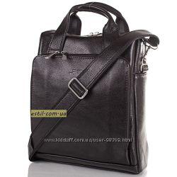 Мужские кожаные сумки и кошельки в наличии