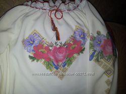 Вышиванки для вышивки бисером или нитками