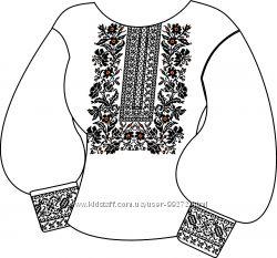 заготовки на женские сорочки