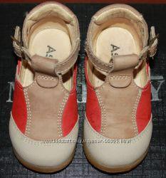 Кожаные туфли Aster 20 р.