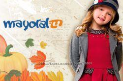 MAYORAL - качественная одежда и обувь для детей из Испании