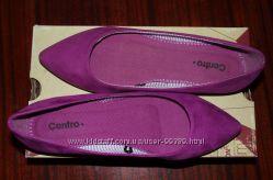 Яркие новые модные туфли 35-36 р.