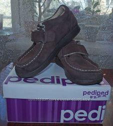 Замшевые туфли PEDIPED, 29 р.
