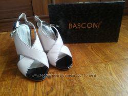 Красивые новые босоножки Basconi 38 р.