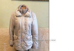 Деми куртка состояние новой