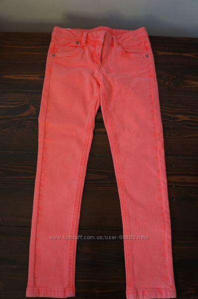 Яркие модные джинсы Next Некст 8 лет
