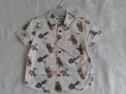 Продам рубашечку F&F 18-24 месяца. Англия