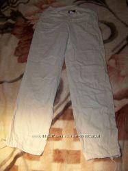 Льняные штаны для беременных Art Mama, р 42