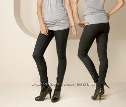 Джинсы-джегинсы, Tchibo, удобно и модно черные