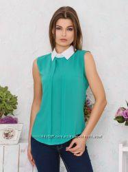 Летняя блузка в наличии. Размер 44