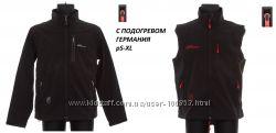 Куртки и жилетки с ПОДОГРЕВОМ рS-XL Германия