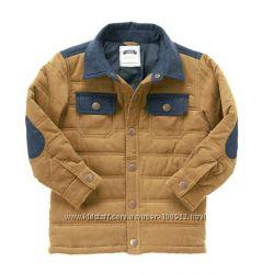 Куртка gymboree на 5-6 лет, вельветовая