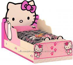 Детская кровать Hello Kitty - В наличии