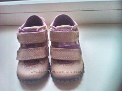 ботинки для малышки Ecco 19 размер