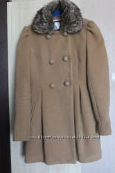 демисезонное пальто cropp town
