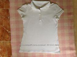 Школьная футболка поло Old Navy 6-7 лет