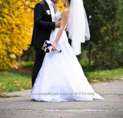 Королевское свадебное платье Casablanca