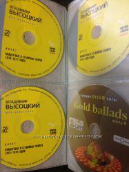 Музыка на дисках за 2 грн