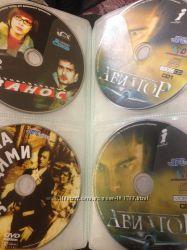 Фильмы на дисках за 2 грн.