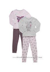 Фирменные пижамки для Ваших Любимых деток из Англии цена набора