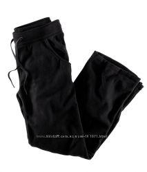 H&M Новые отличные флисовые штаны М чёрные