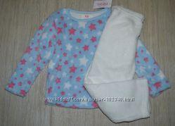 Новые пижамы флис, микрофлис, велюр, хлопок. Primark и Impidimpi