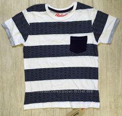 Новые футболки и регланы H&M, Rebel - Primark от 6 до 11 лет