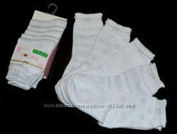 Комплекты носочков, теплые гольфы Primark, H&M
