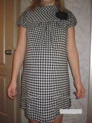 Туника-платье р. 38 очень красивая и нарядная