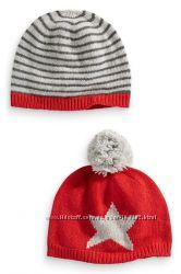 Шикарные фирменные шапочки, наборы от NEXT, Англия