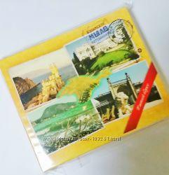 Сувенирные наборы мыла с Видами Крыма