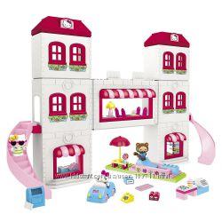 Megabloks Hello Kitty Village Home