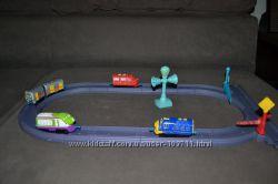 Игровой набор Чаггингтон 3 паровозика
