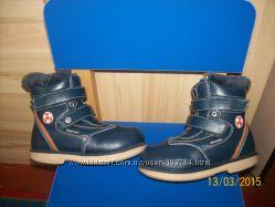 Зимние ботиночки Шалунишка р. 27