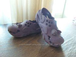 кроксы-бегемоты