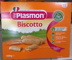 Детское питание. Печенье PLASMON и др. Италия