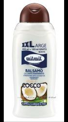 Бальзам с маслом кокосового ореха MilMil. Италия