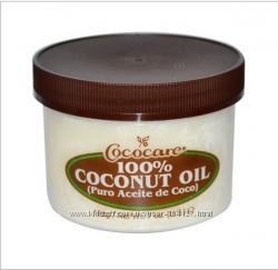 Кокосовое масло Cococare 100 для волос и тела