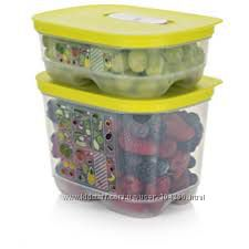 Набор Умных холодильников Tupperware 1. 8л и 0. 8 литра
