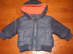 Курточка 50-56 см.