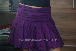 Натуральная юбка Naf Naf. Распродажа