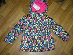 Зимняя термо куртка Kiki&Koko р. 110