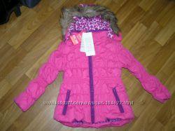 Зимняя термо курточка, Германия, р. 116