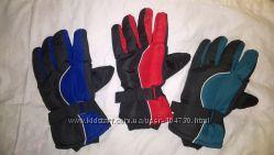 Зимние перчатки на парня или мужчину