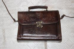 Оригинальная итальянская сумочка