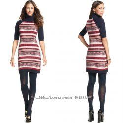 Tommy Hilfiger  новое теплое платье оригинал р. М-L